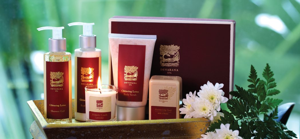 Festive gifts from Devarana Spa – including 15% exclusive discount