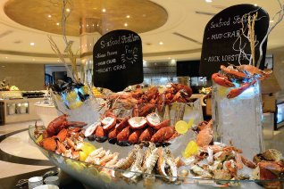 48% Discount on Weekend Seafood Buffets at Dusit Thani Bangkok