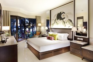 Experience the newly renovated Deluxe Rooms at Dusit Thani Laguna Phuket